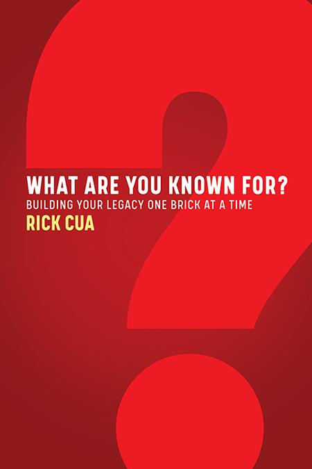 Rick Cua Book